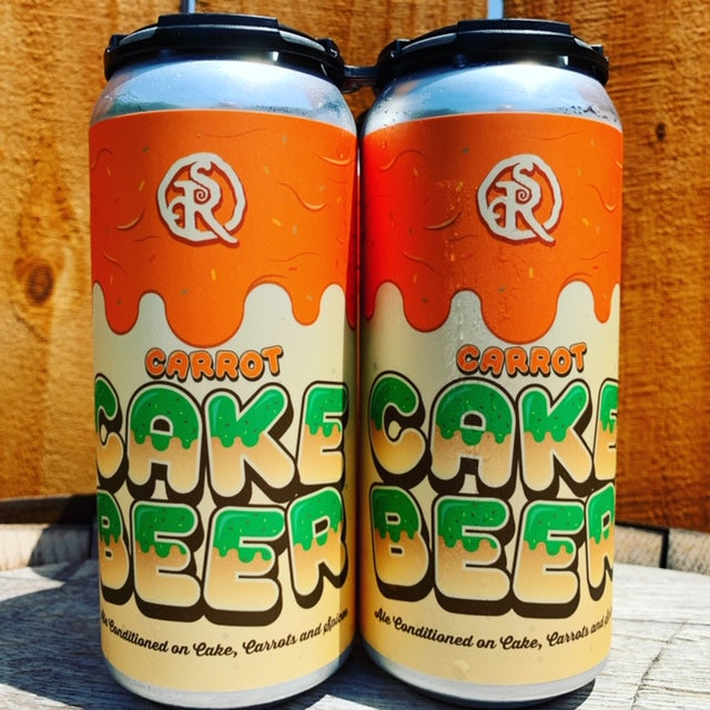 Carrot Cake Beer (4 Pack Cans)