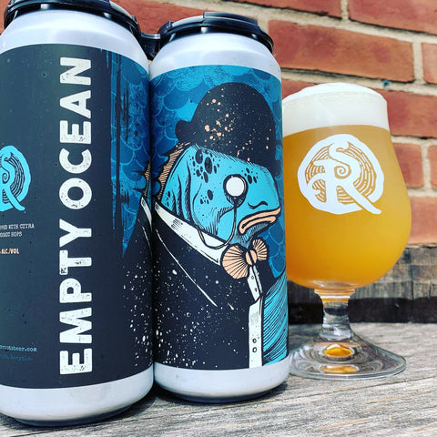 Empty Ocean IPA (4 Pack Cans)