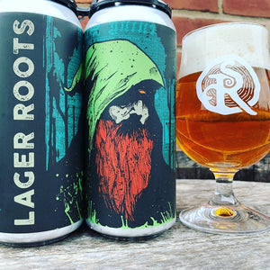Lager Roots (4 Pack Cans)