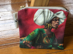 Vibrant Women Coin Purse