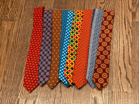 Men's ShweShwe Ties