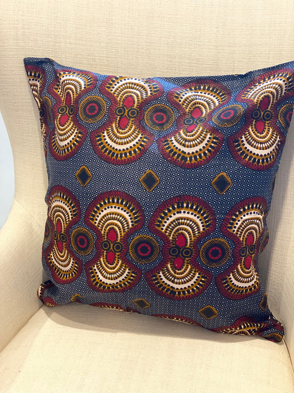 Waxprint and Mudcloth Pillows
