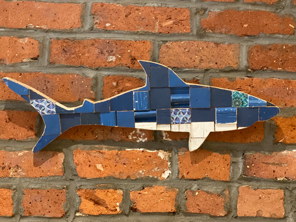 Bloc Art Shark