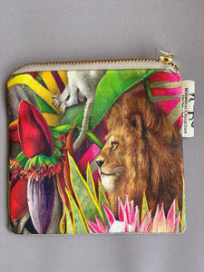 Whimsical Collection Jungle Coin Purse