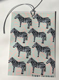 Illustrated Animal Safari Chic Gift Tags Sets