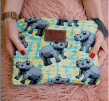 Luxe Animal Print Bags