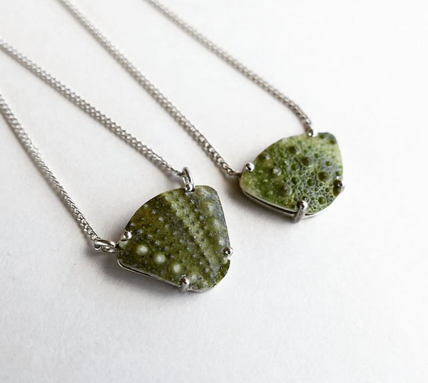 Fanleaf Sea Urchin Necklaces