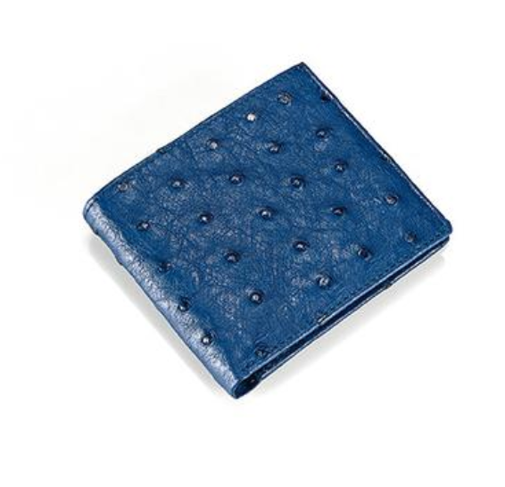 Men's Bifold Wallet (with coin section)