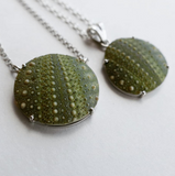 Sea Urchin Necklaces