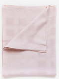 Organic Cotton Cot Baby Blanket