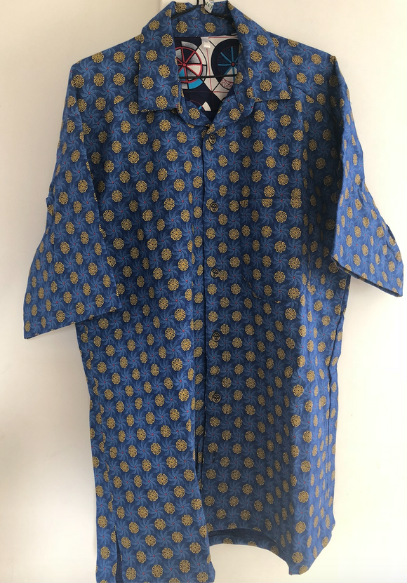 Men's ShweShwe Button Down Shirts