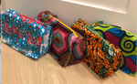 Large Chitenge Make-Up Bags