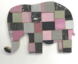 Bloc Art Large Elephant