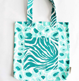 Large Leopard Print Totes