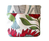 A Love Supreme Reversible Fabric Pots