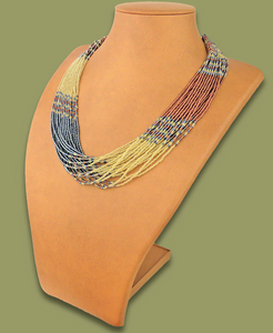 Beaded Zama Necklaces
