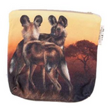 African Spirit Make Up Bags