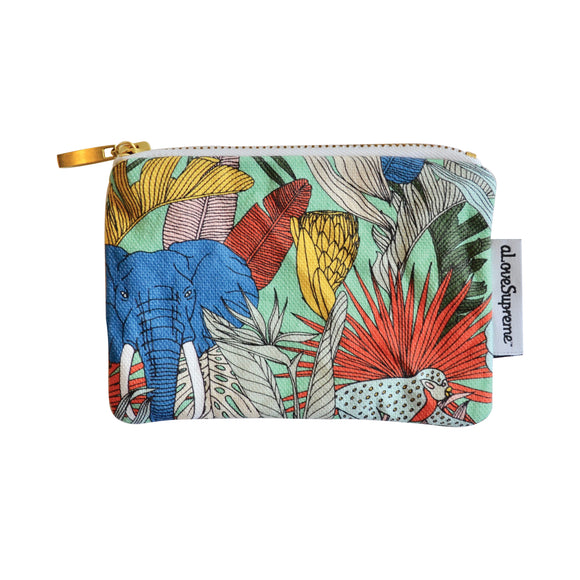 Wild At Heart Coin Purses
