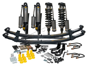 Toyota Hilux 2015 on> OME BP51 Full Suspension Kit