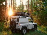 DEFENDER 90 SLIMLINE II ROOF RACK