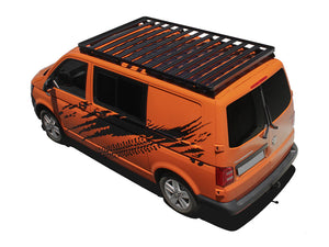 Volkswagen T5/T6 Transporter SWB (2003-Current) Slimline II Roof Rack Kit