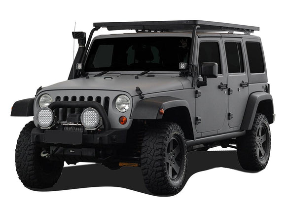 Jeep Wrangler JK 4 Door (2007-2018) Extreme Roof Rack Kit