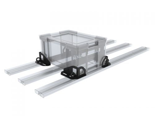 ADJUSTABLE RACK CARGO CHOCKS / CORNER BRACKETS