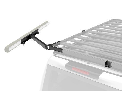 MOVABLE ARM FOR EASY-OUT AWNINGS