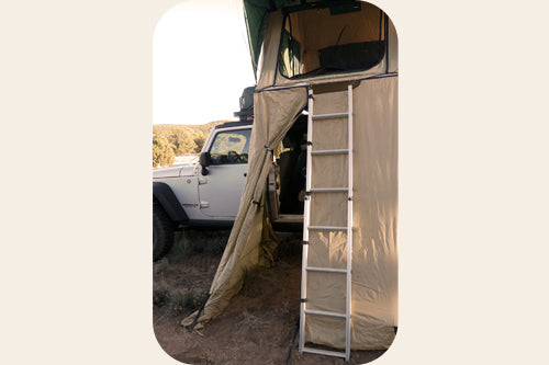 REPLACEMENT ROOF TOP TENT LADDER