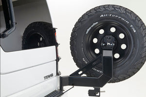 Discovery 3 & 4 Swing Away Spare Wheel Carrier