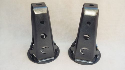WILDBEAR DEFENDER FRONT SHOCK TURRETS