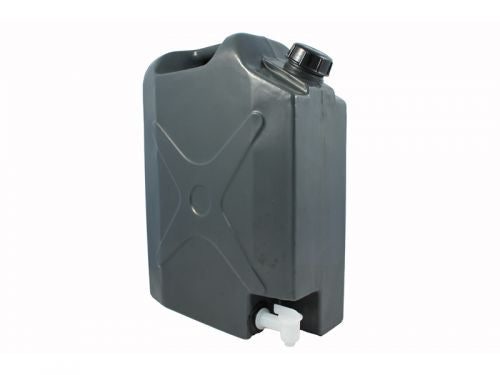 20L WATER J/C WITH PLASTIC TAP