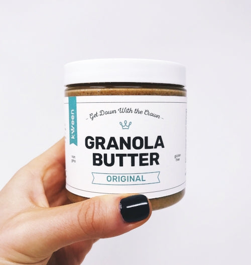 What on Earth is Granola Butter?!