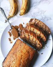 Load image into Gallery viewer, Granola Butter Banana Bread