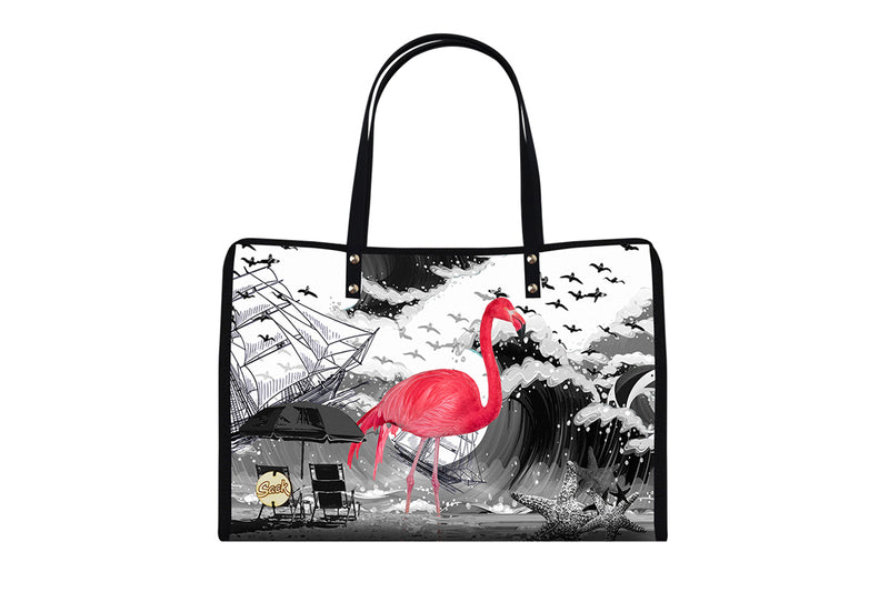 Shopper Bag - Flamingo