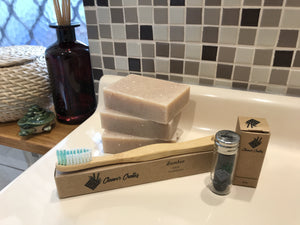 the bathroom crate for cleanr crates plastic-free eco-friendly