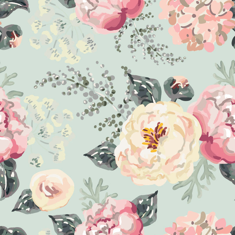 Vintage Flower (Échantillon)||Vintage Flower (Sample)