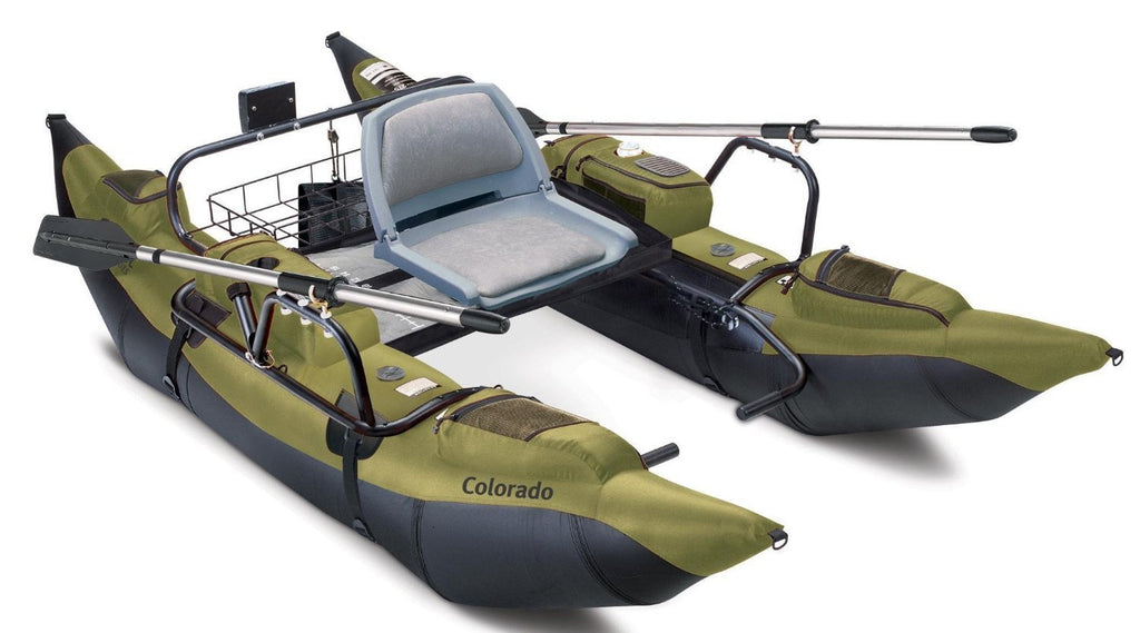 Inflatable Boat & Motor Mount