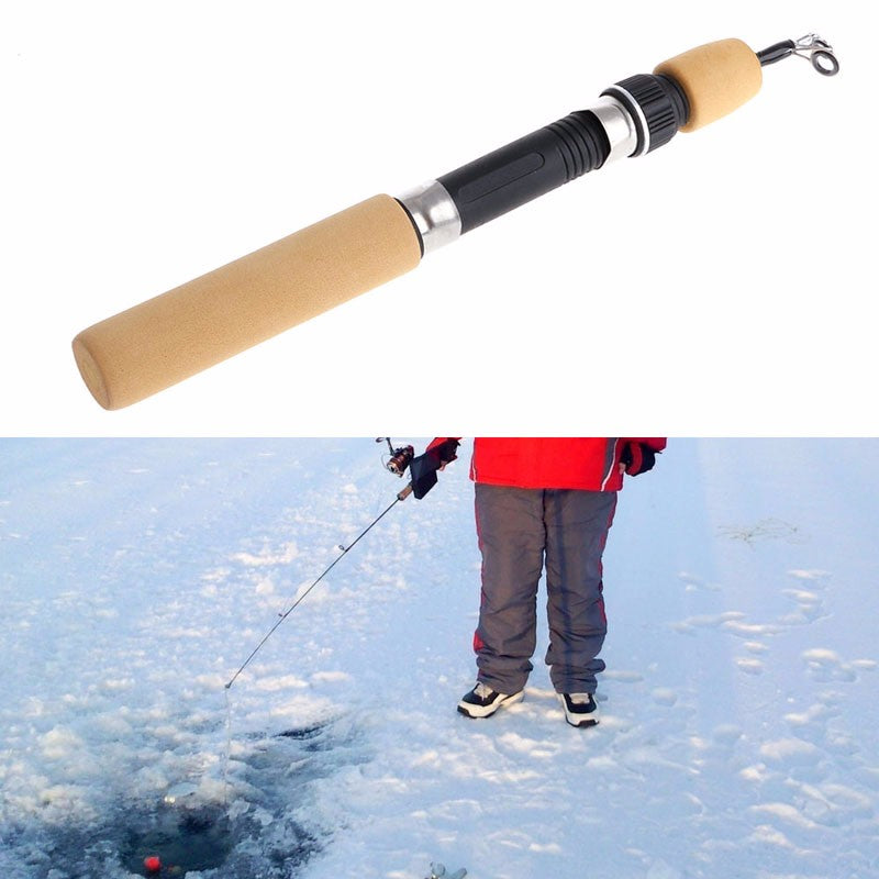 60CM  Ice Fishing Fish Rod