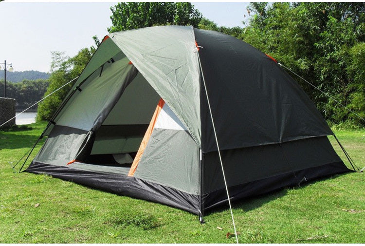 Weather Resistant Outdoor Camping Tent