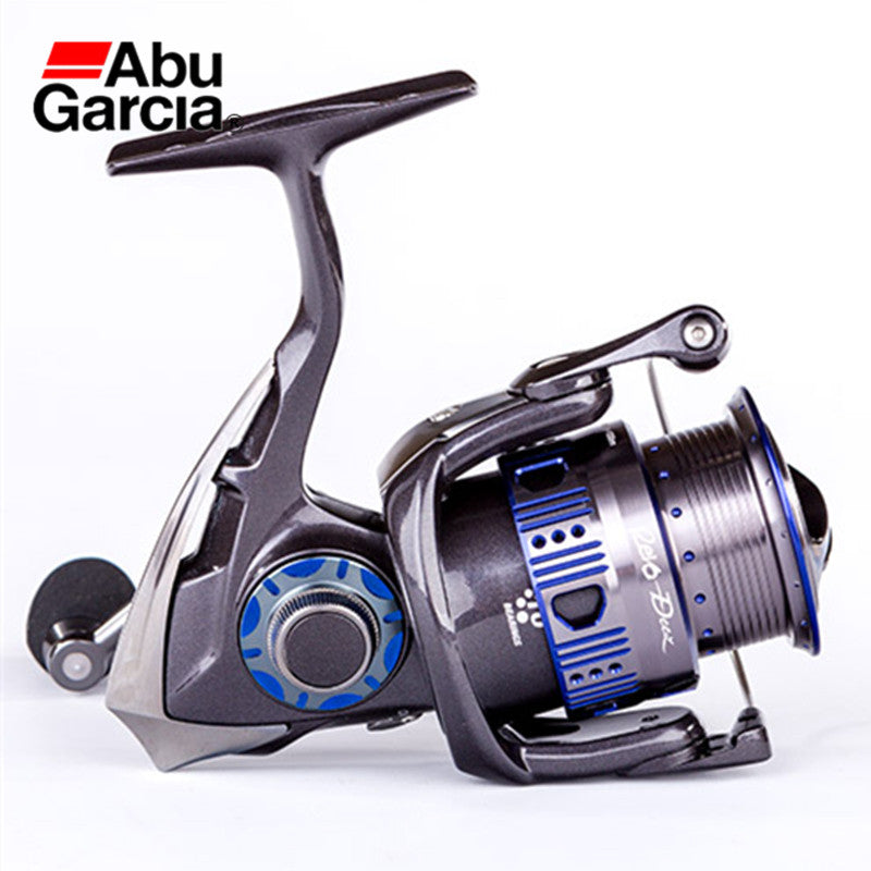 Abu Garcia REVO DEEZ 9+1BB 6.2:1 1000 Serie Competition Spinning Reel Lightweight Bevel Spool Fishing Reel Drag Power 2kg Tackle