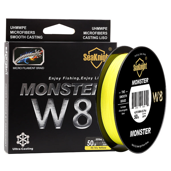300M 8 Strands Fishing Line