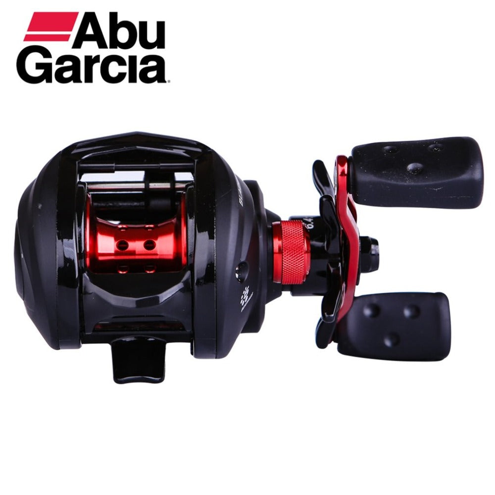 Abu Garcia Black Max3 BMAX3 Left Right Hand Baitcasting Reel 4BB 6.4:1 Bait Casting Fishing Reel Max 5Kg Carretilha Pesca Top br