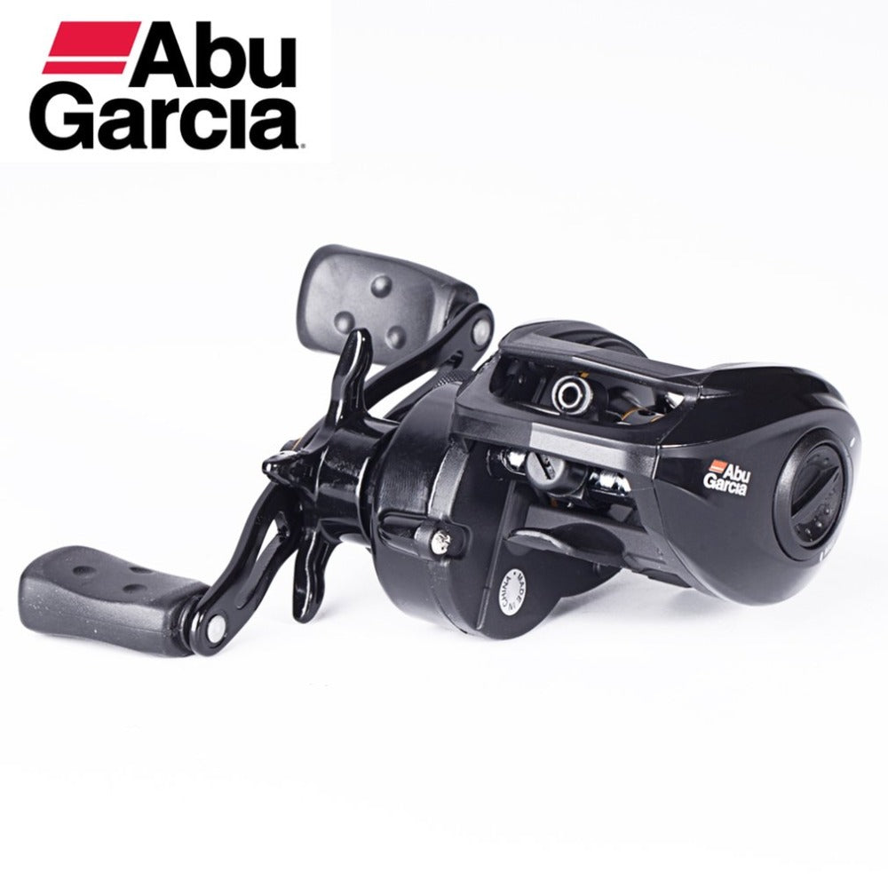 Abu Garcia Fishing Reel Pro Pmax3-L Baitcasting Water Drop Wheel 7.1:1 Gear Ratio 8KG Bearing Fishing Tool for Left Hand