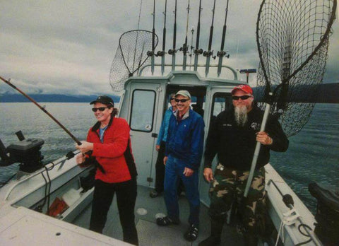 The best charter fishing spots in Juneau, Alaska