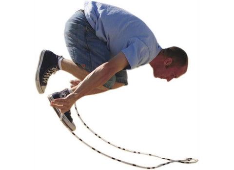 Peter Neslter is a twelve time Guinness Book of World Records holder and jump rope champion from Juneau, Alaska