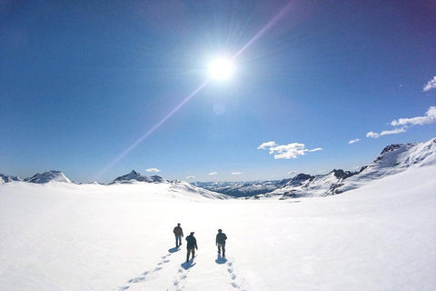 Glacier trekking is a must-do in Alaska