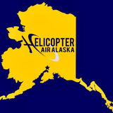 Helicopter Air Alaska logo