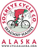 Sockeye Cycle logo