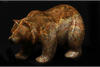 Soapstone bear by Wendy Hook